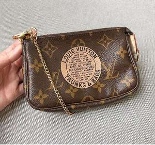 LV Special Edition Mini Pochette ( Authentic)