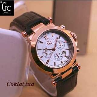 jam tangan GC kulit 8362