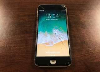 Buying used cracked/damaged iPhones