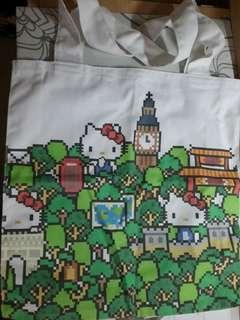 Hello Kitty環保袋