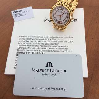 ⚡️Last Call⚡️Authentic Maurice Lacroix Watch