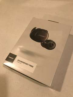 Bose Soundport Free (Bluetooth)