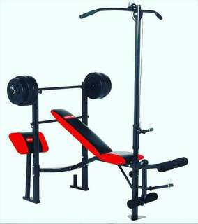 7in1  bench Press