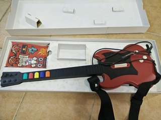 Guitar Hero 2 for PlayStation 2 PS2 (Accessory only)