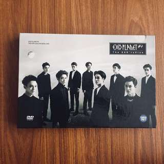 EXO PLANET #2 - The EXO'luXion in Seoul DVD