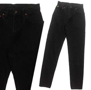 Levi's 550 Mom Jeans