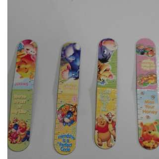 winnie the pooh magnetic bookmarks