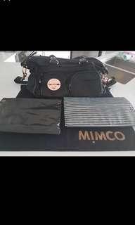 MIMCO BABY BAG..