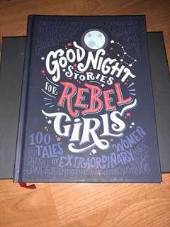 BN Goodnight Stories For Rebel Girls