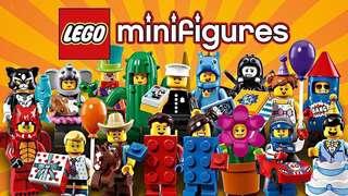 Lego Minifigure Series 18
