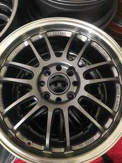 RE30    made in japan   4-114.3   17inch