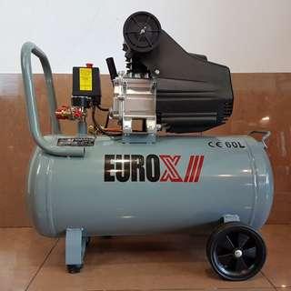 Eurox/EuroPower 3HP 60L Direct Drive Air Compressor EAX3060