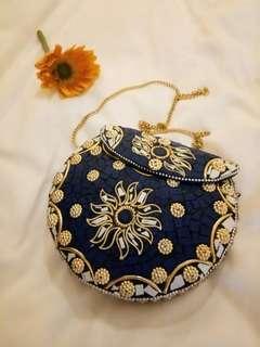 Marble sling Bag
