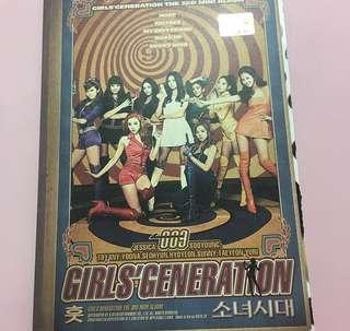 Girlsgeneration hoot album