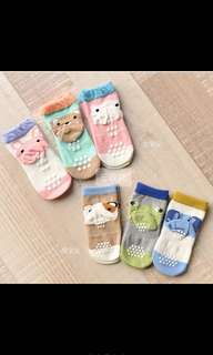 Anti slip Baby Socks - last pack left (3 items for $20)