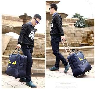 Simply Sale -Black luggage or trolley luggage