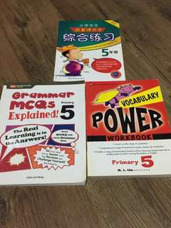 Books Primary 5