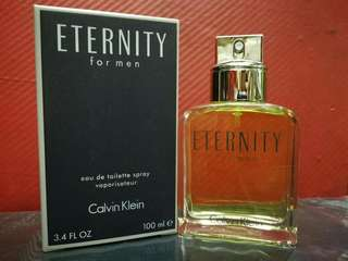 Calvin Klein Eternity For Men 100ml
