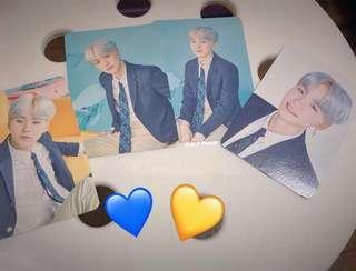 WTB Suga BTS 4th Muster Japan Mini Photocard