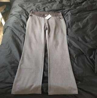 Maternity tailor pants L size