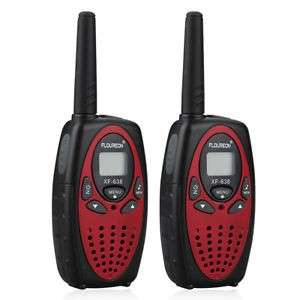 New unused walkie-talkie set