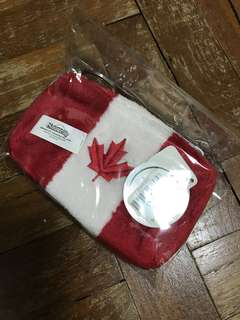 Souvenir Pouch from Canada