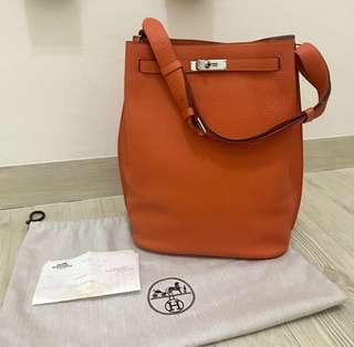 Hermes So Kelly Shoulder Bag