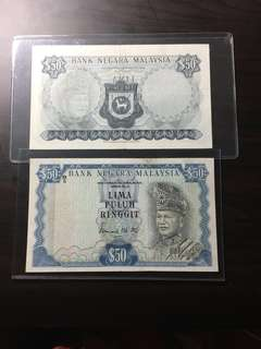 🌟error printing  🌟missing number 🌟Malaysia fifty dollar-selling in bundle