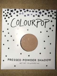 BNIB Colourpop WAKE UP CALL Pressed Powder Shadow
