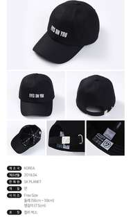 Quick Preorder! Official GOT7 2018 World Tour Eyes On You - Ball Cap concert goods