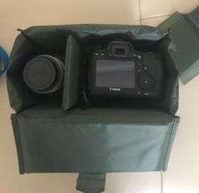 Brand New Camera Bag Inserts