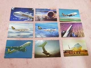 SIA vintage postcards