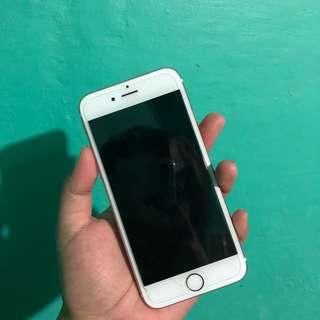 iPhone 6s Rosegold 256GB