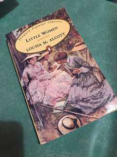 Little women by:Louisa Alcott
