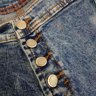 Celana panjang jeans HW