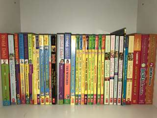 Geronimo Stilton, Roald Dahl, Enid Blyton and more
