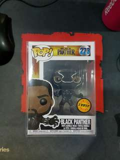 Funko Pop Black Panther Chase