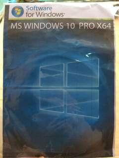 Software Windows 10 PRO X64