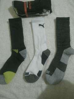 Authentic Puma Socks