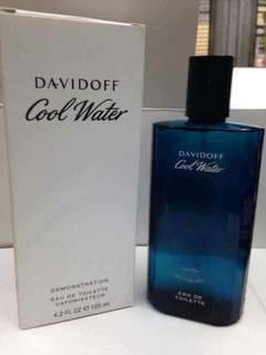 DAVIDOFF Cool Water (Men) 125 ml