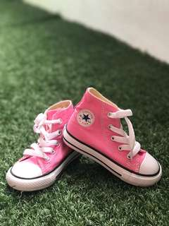 Almost BN Toddler Converse Shoes
