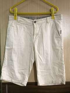 CONTEMPO 米色 兒童 短褲 五分褲 購於印尼百貨公司