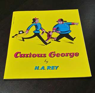 Curious George by H.A. Rey