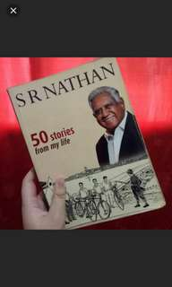 S.R nathan 50 STORIES FROM MY LIFE