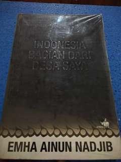 Indonesia Bagian dari Desa Saya by Emha Ainun Nadjib
