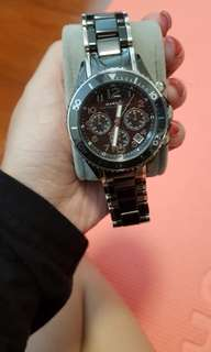 Marc Jacobs ceramic watch