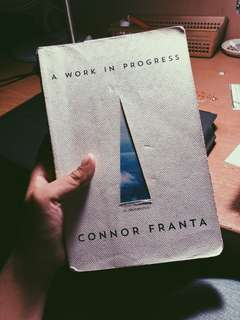 connor franta: a work in progress