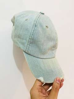 Denim Cap from Bangkok