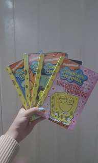 Set Spongebob Comics (4 books)