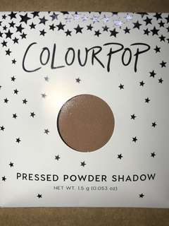 BNIB Colourpop CONUNDRUM Pressed Powder Shadow